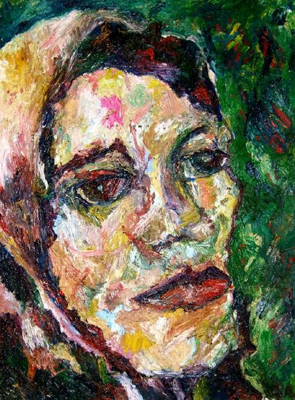Meena Keshwar Kamal Arts for Amnesty International